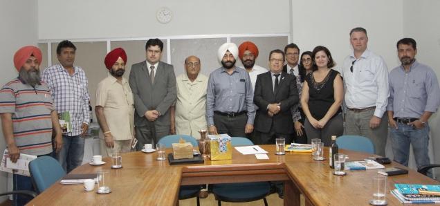 IMG_8022 - Indianos buscam parcerias de cooperação técnica para o desenvolvimento da pecuária leiteira