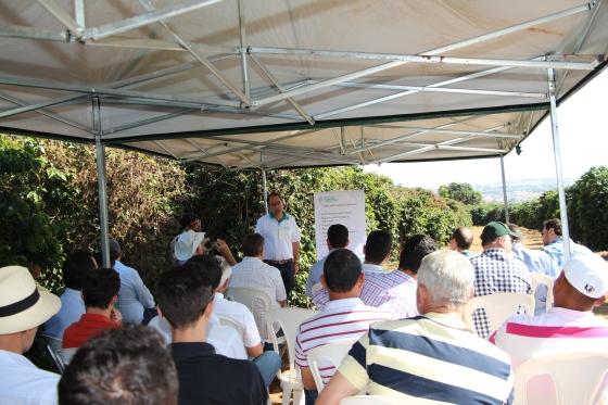 9168 - Cafeicultores conheceram novas variedades de cafés arábica com potencial para o Cerrado Mineiro