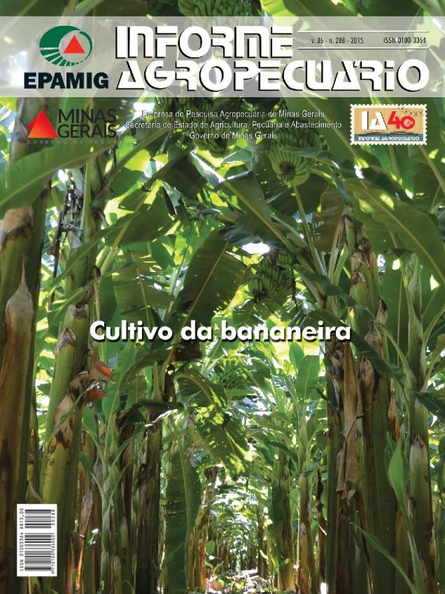 Capa IA 288 - cultivo da bananeira