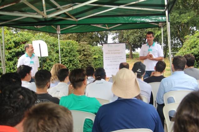 IMG_6422 - Encontro reuniu setor cafeeiro para apresentação de novidades para produção de cafés de qualidade no Cerrado Mineiro