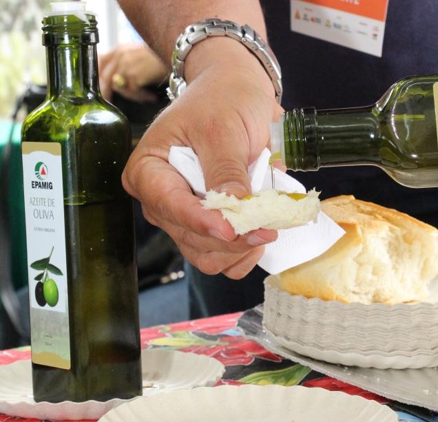 IMG_1143 EPAMIG promove degustação comentada de azeite durante a Inova Minas