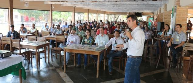 Pesquisador Gladyston Carvalho falou sobre renovação da lavoura cafeeira