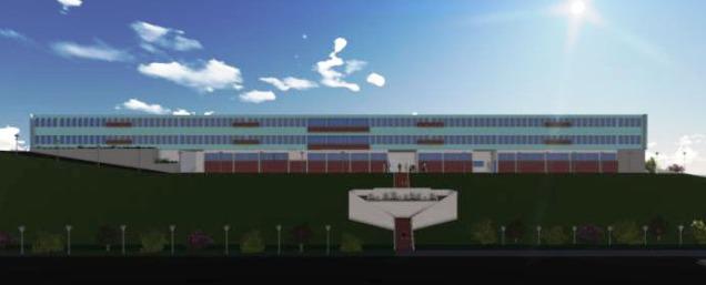 Imagem ilustrativa do projeto de reforma dos dormitórios do ILCT