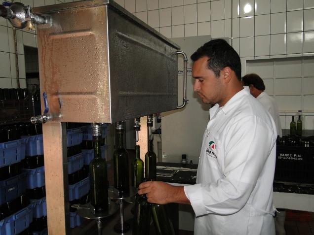 DSC07067 Processo de vinificação Maria Maria e Casa Verrone acontece na EPAMIG - Foto Erasmo Pereira