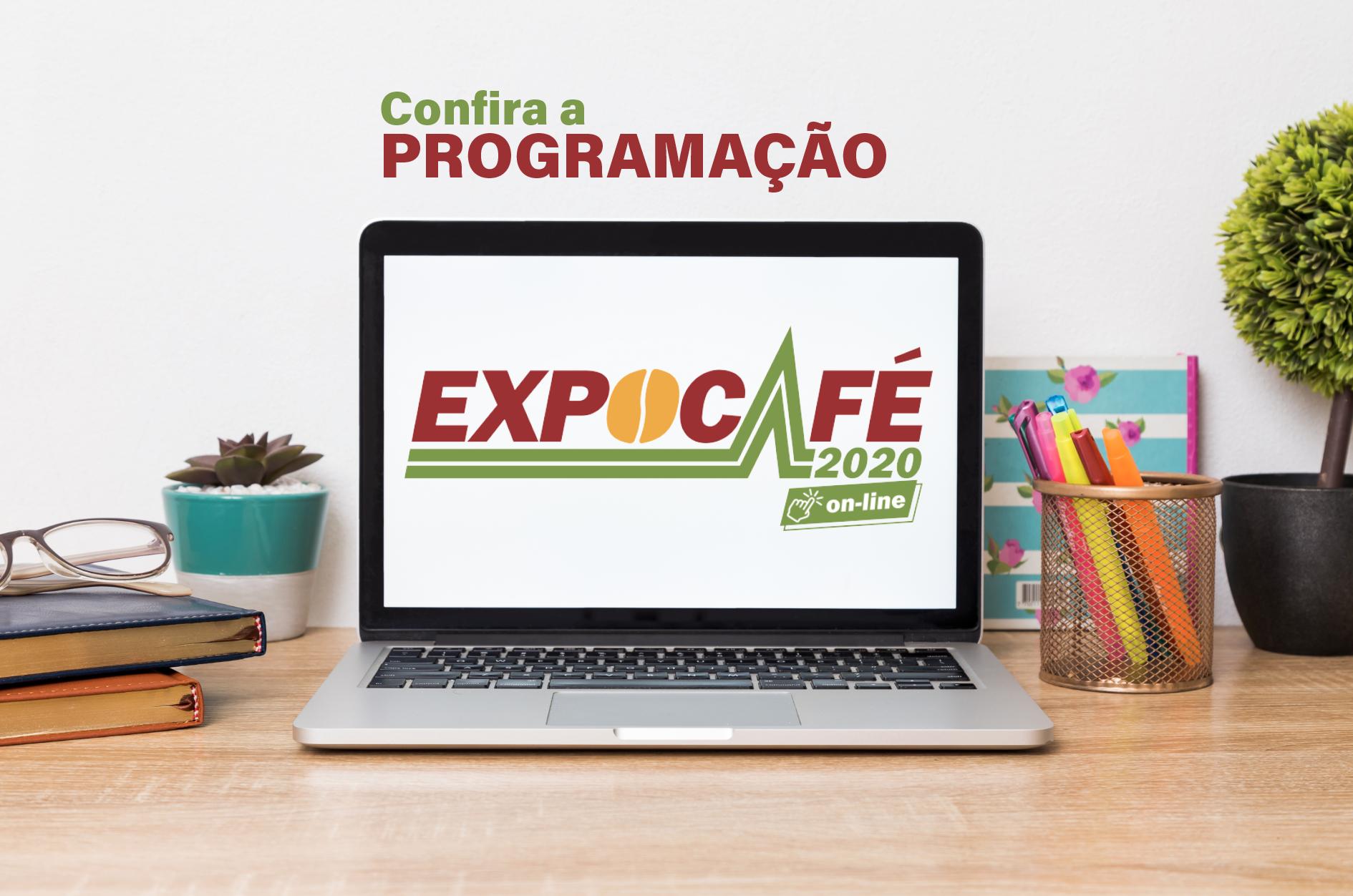 Expocafé 2020 começa na próxima semana