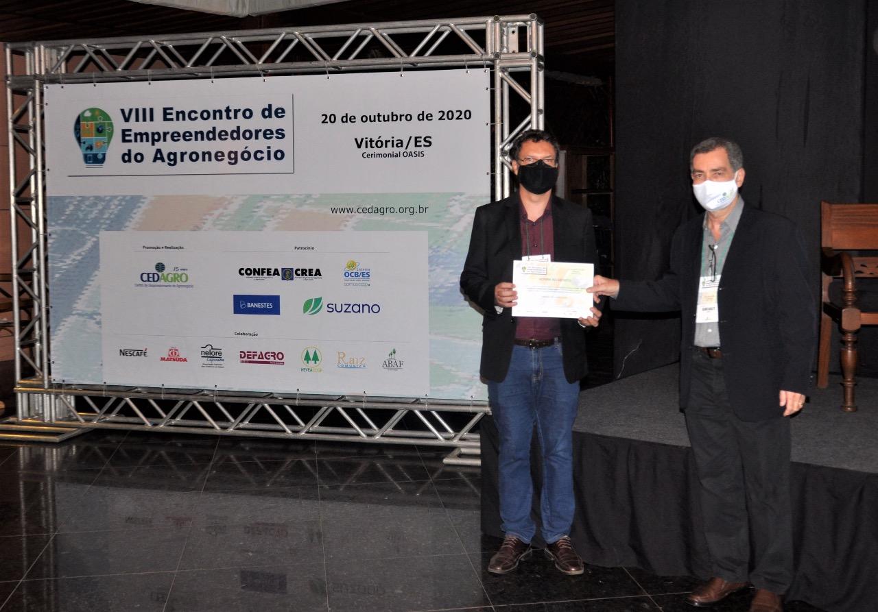 EPAMIG é homenageada em Encontro de Empreendedores do Agronegócio